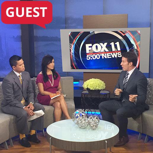 John Livesay Pitch Whisperer Fox 11 Book Interview