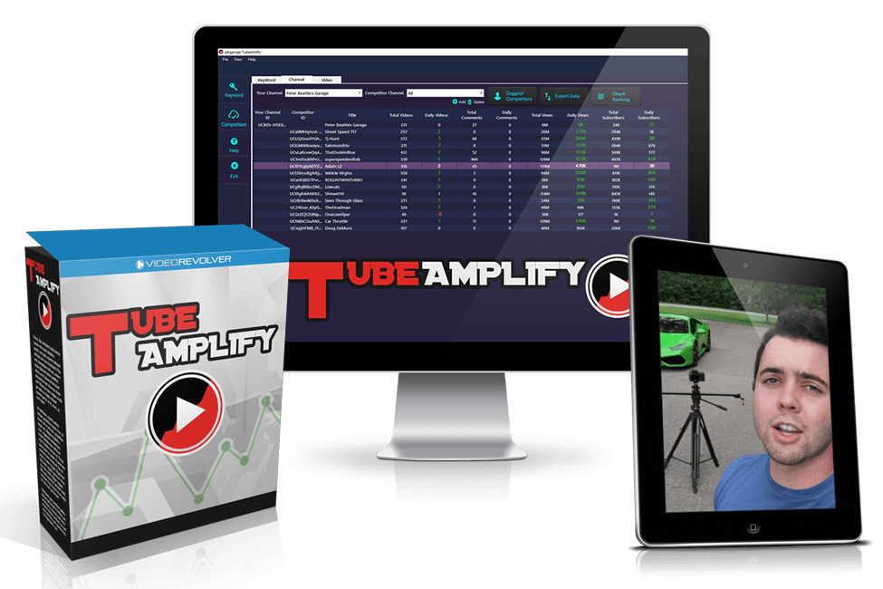 Tube Amplify 2.2