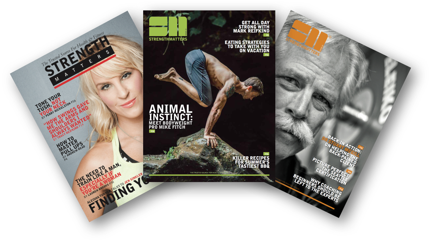 Strength Matters Magazine
