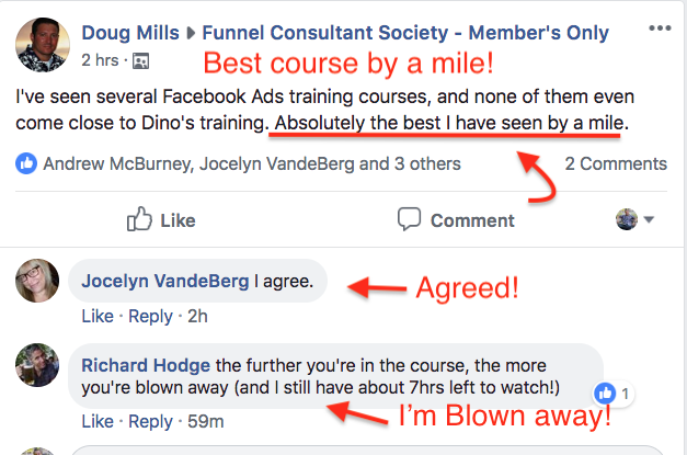 Funnel Consultant Society Review
