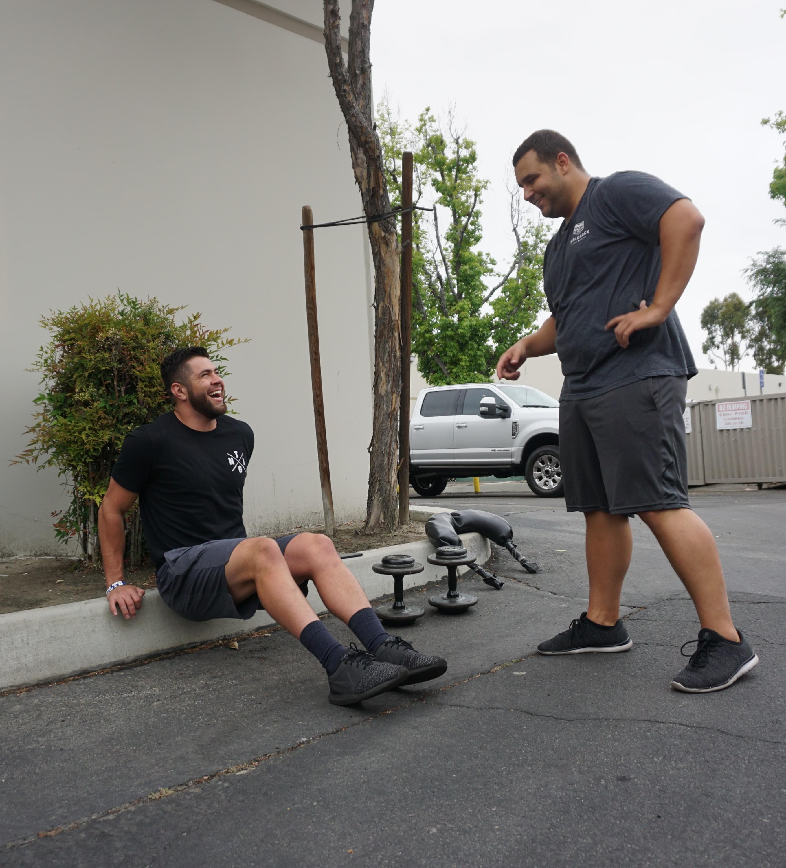 Chino Personal Trainer