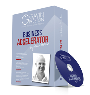 Business Accelerator DVD