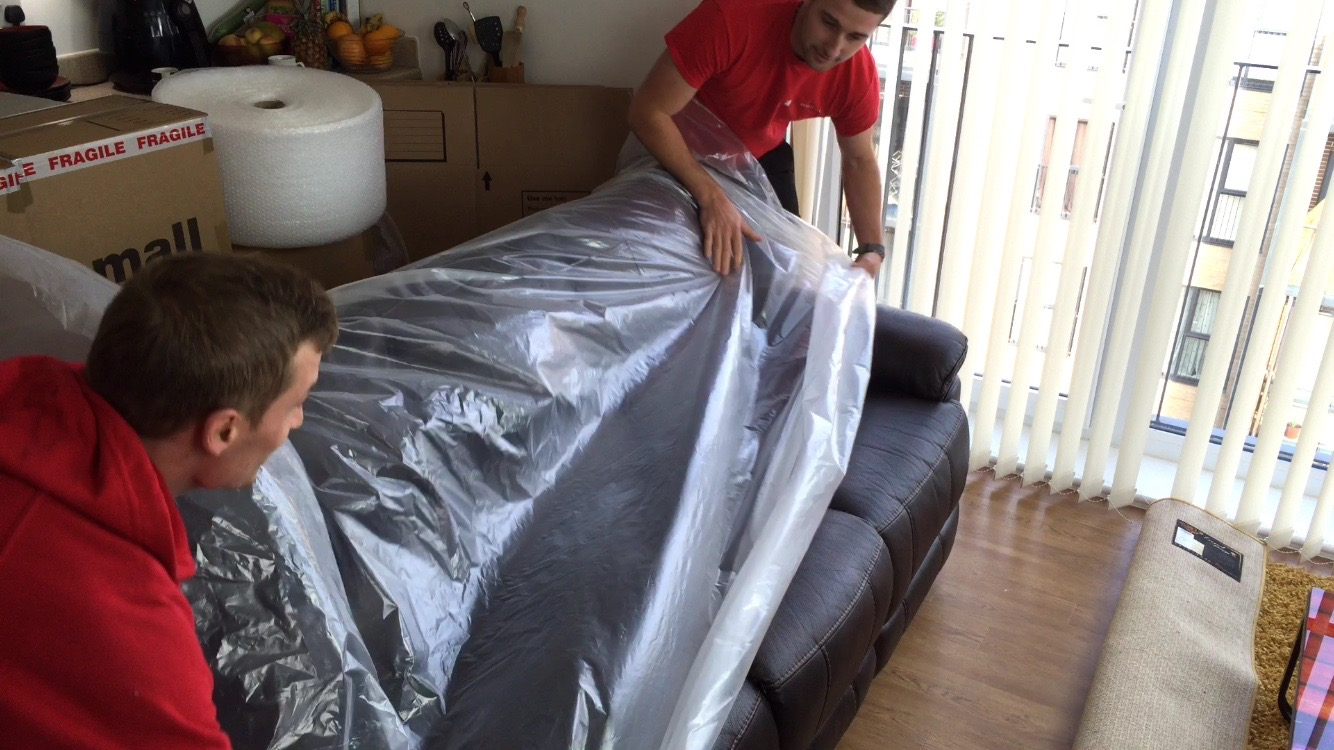 sofa covers - moving to france