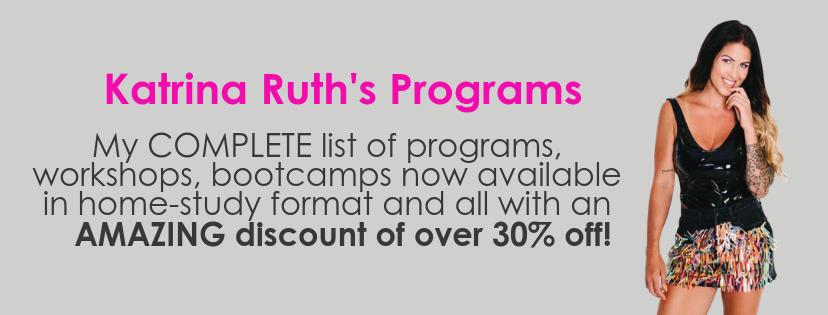 Katrina Ruth's Programs