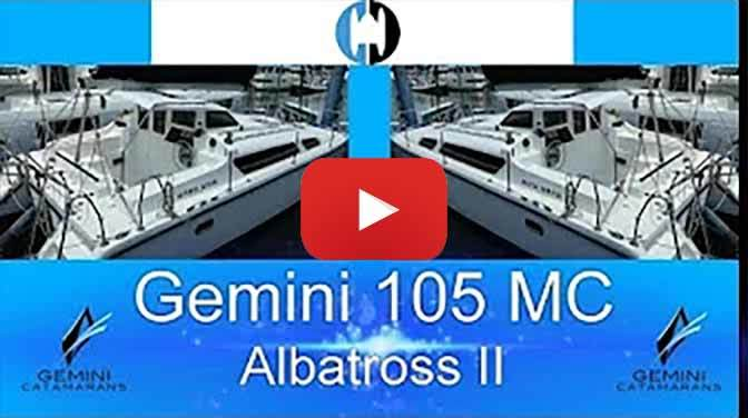 Gemini Video by The Catamaran Company