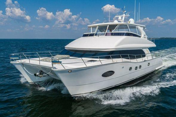 Horizon Power Catamarans For Sale