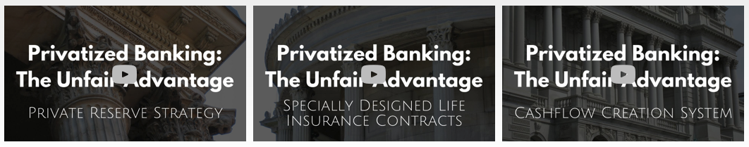 Privatized Banking Videos
