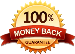 100 % Money Back Guarantee