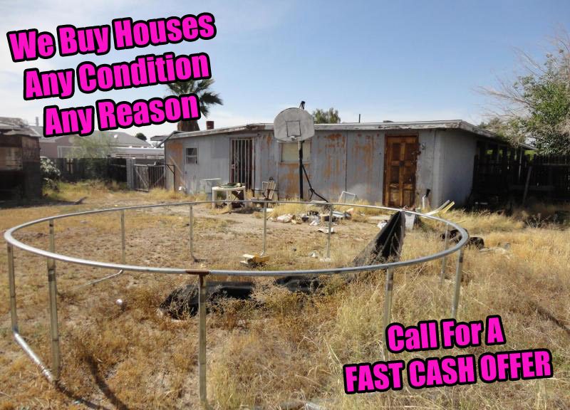Sell your home for cash fast in San Bernardino and Riverside