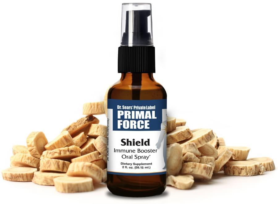 Shield Immune Booster Dr. Al Sears M.D. Primal