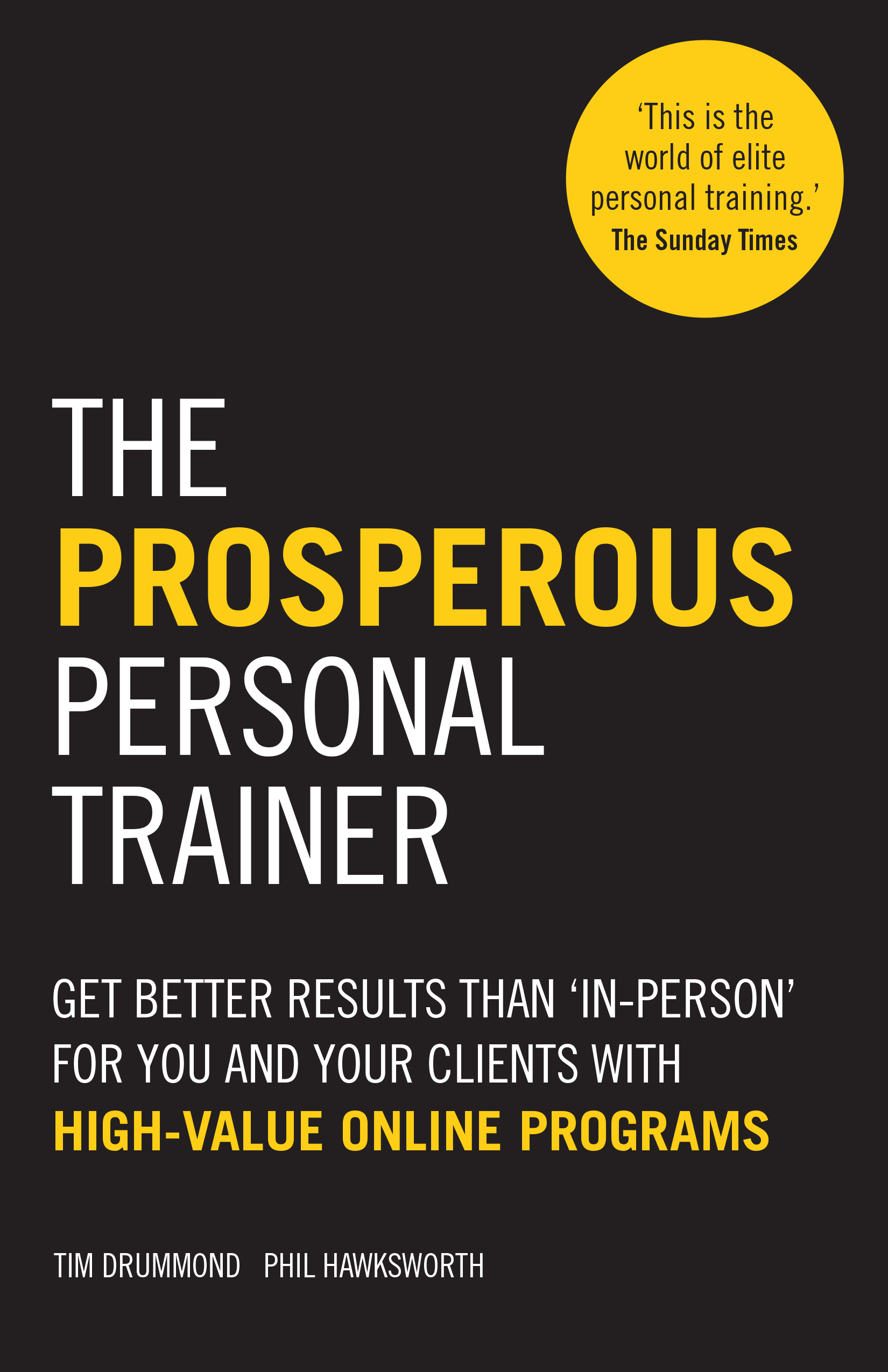 The Prosperous Personal Trainer