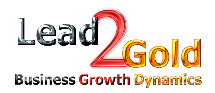 Lead2Gold Logo