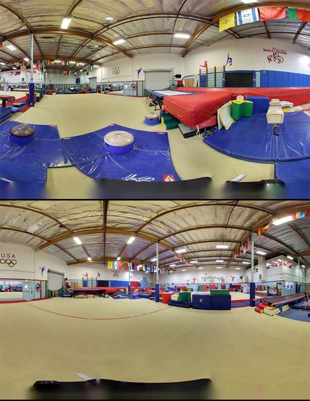 Los Angeles School of Gymnastics Facility
