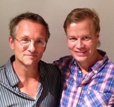 Michael Mosley och Jag i Stockholm
