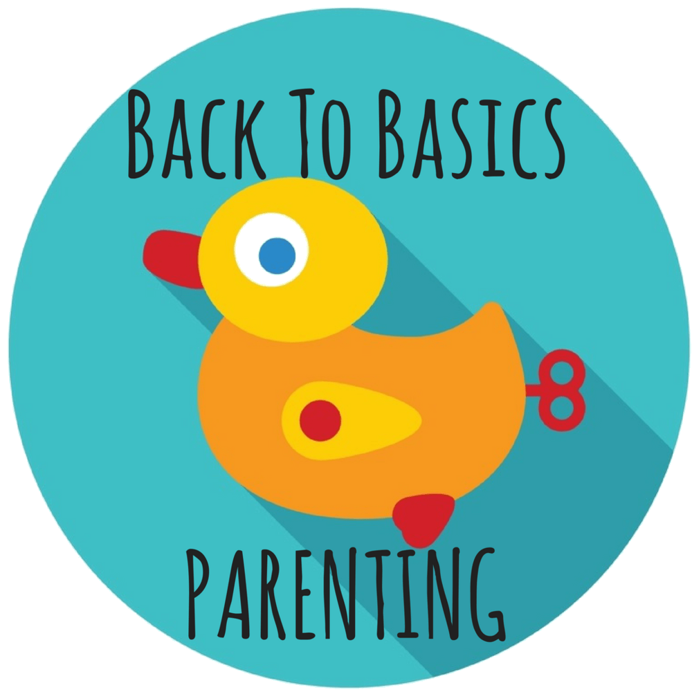 Back To Basics Parenting