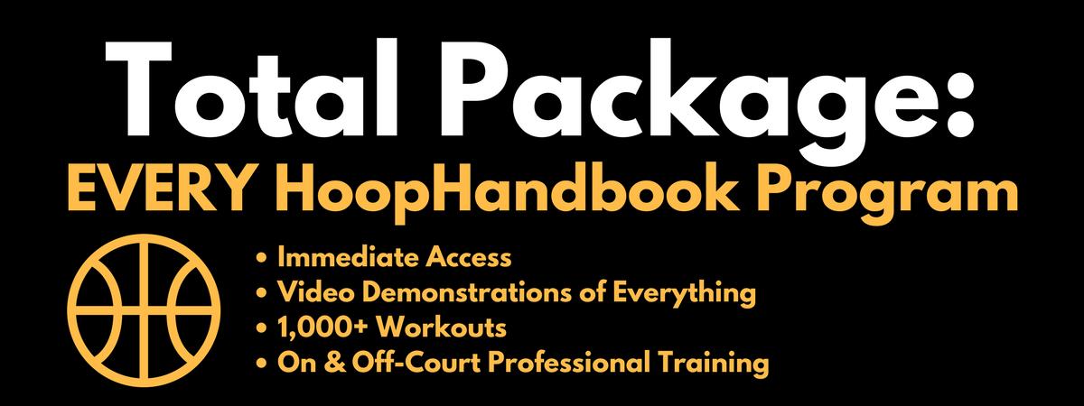 The HoopHandbook Total Package