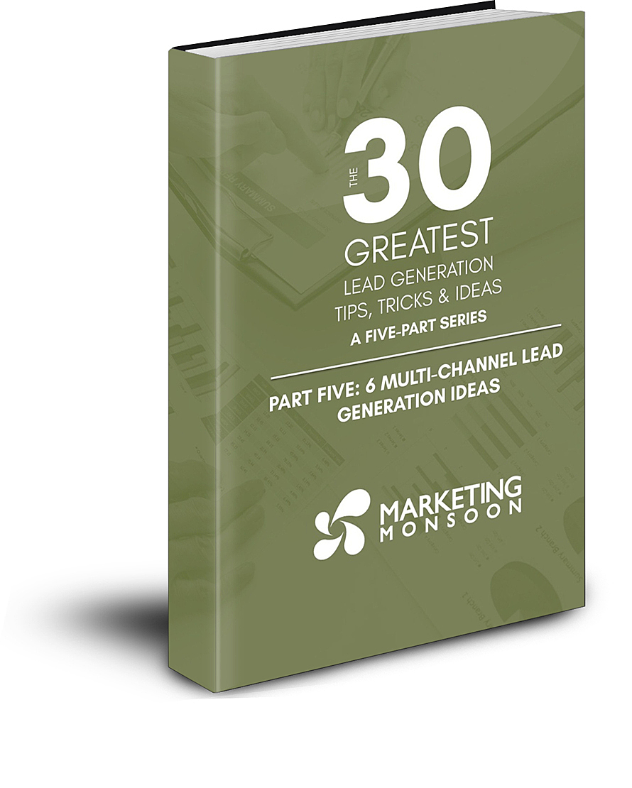 multi-channel lead generation ideas free ebook