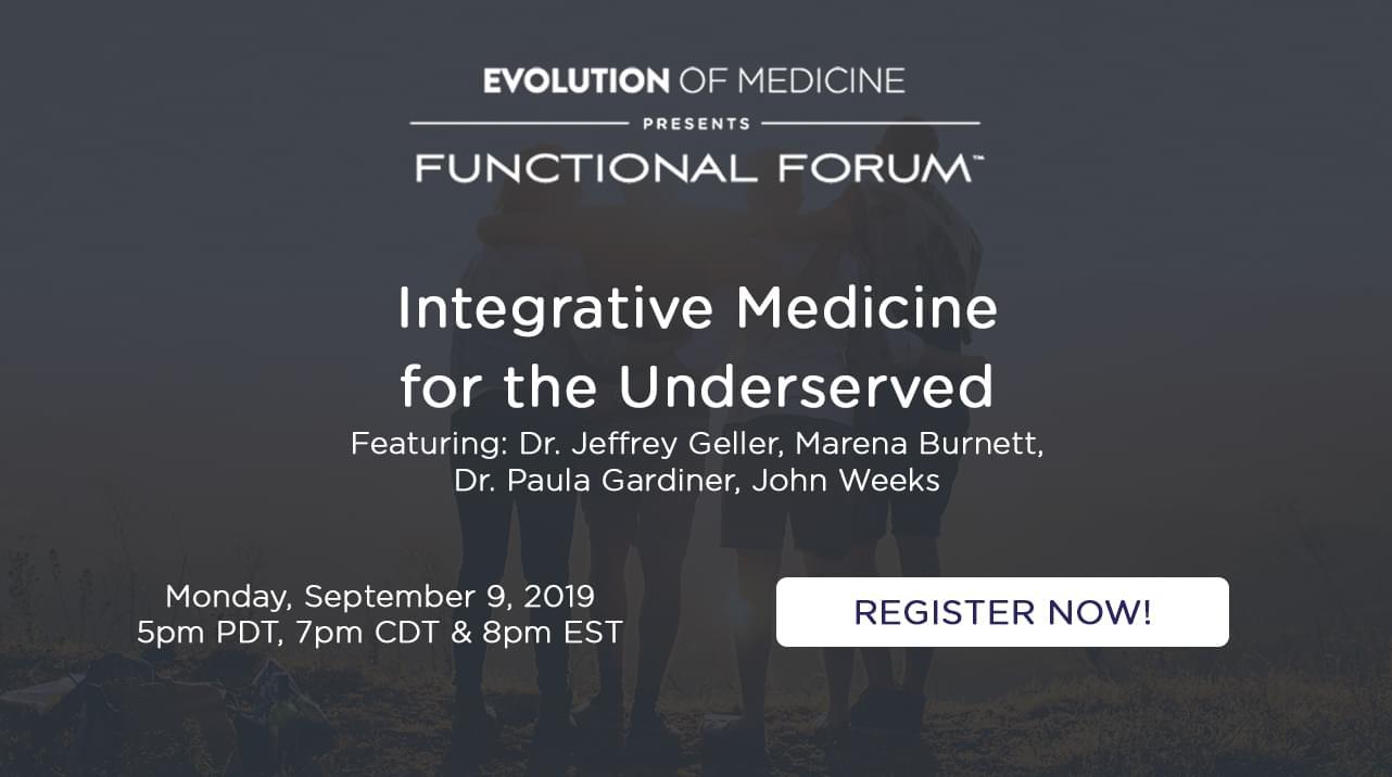 Integrative Medicine for the Underserved