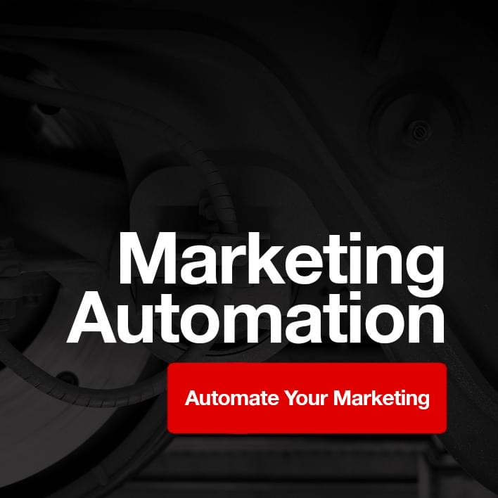 Contact Us About Marketing Automation