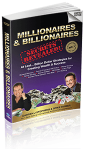 Millionaire and Billionaires book cover