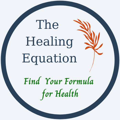 The Healing Equation Logo