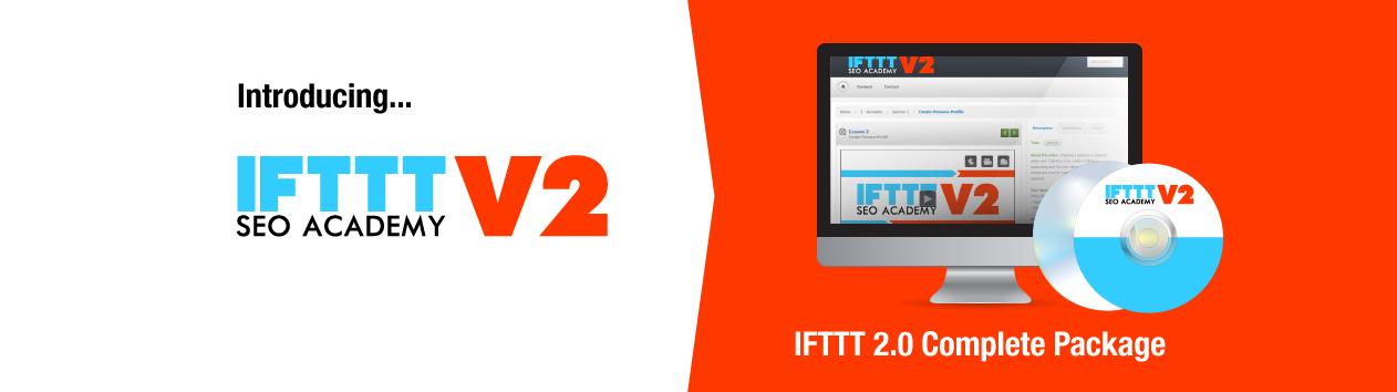 Bradley Benner – IFTTT SEO ACADEMY 2.0 (full course)