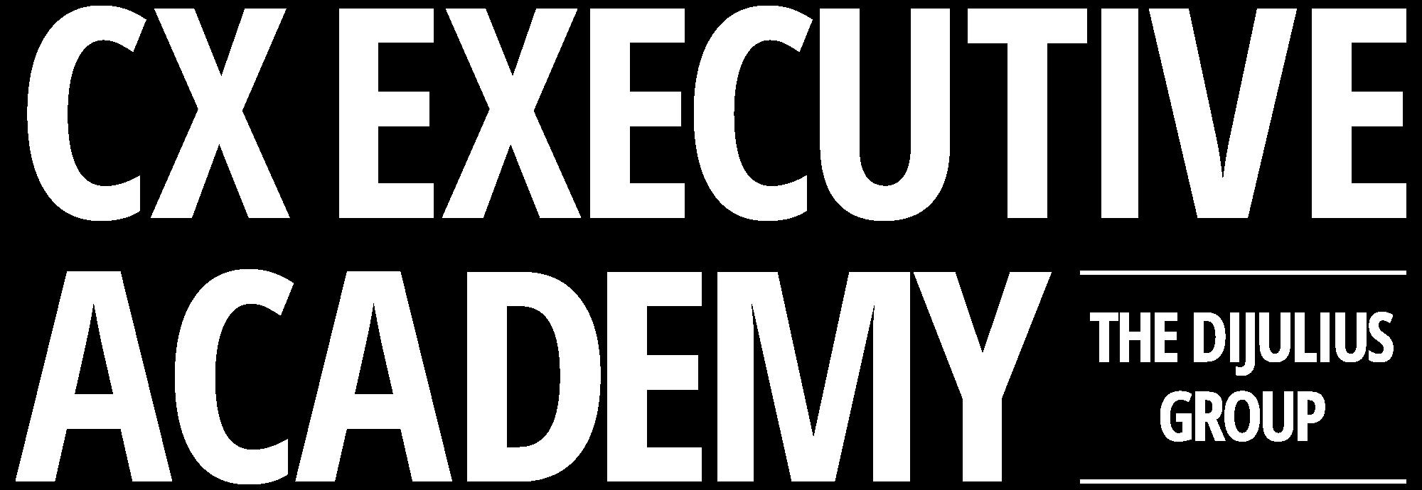 CX Executive Academy