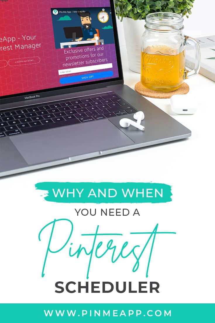 why and when you need pinterest scheduler