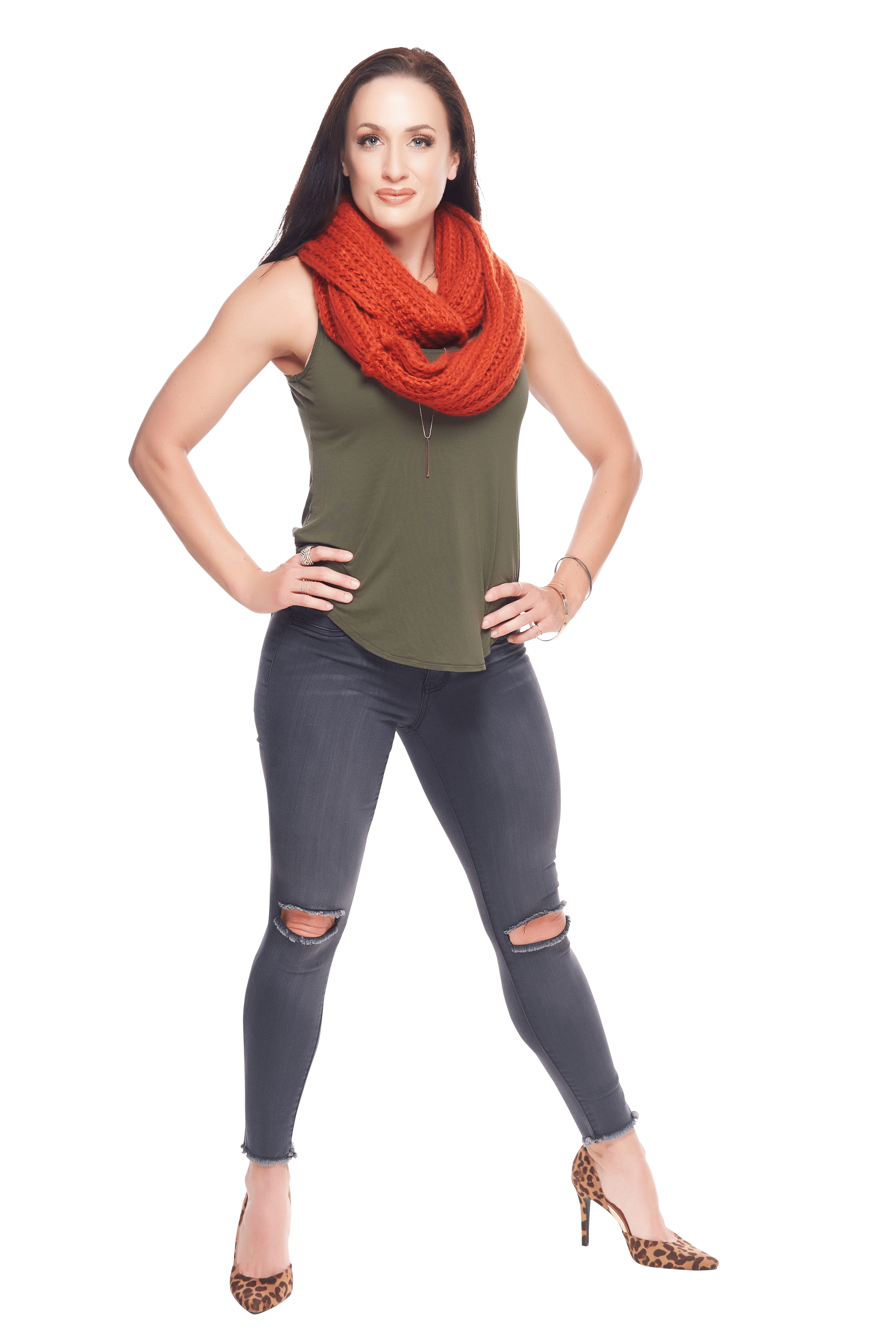 Kellie Hart Davis, Strong Curves co-author and founder of Fit Thrive