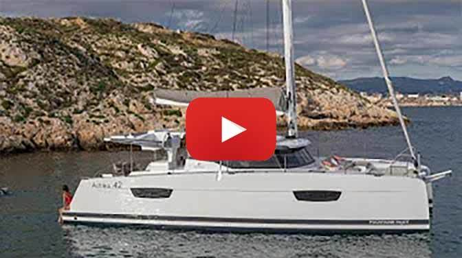 Fountaine Pajot Video by The Catamaran Company