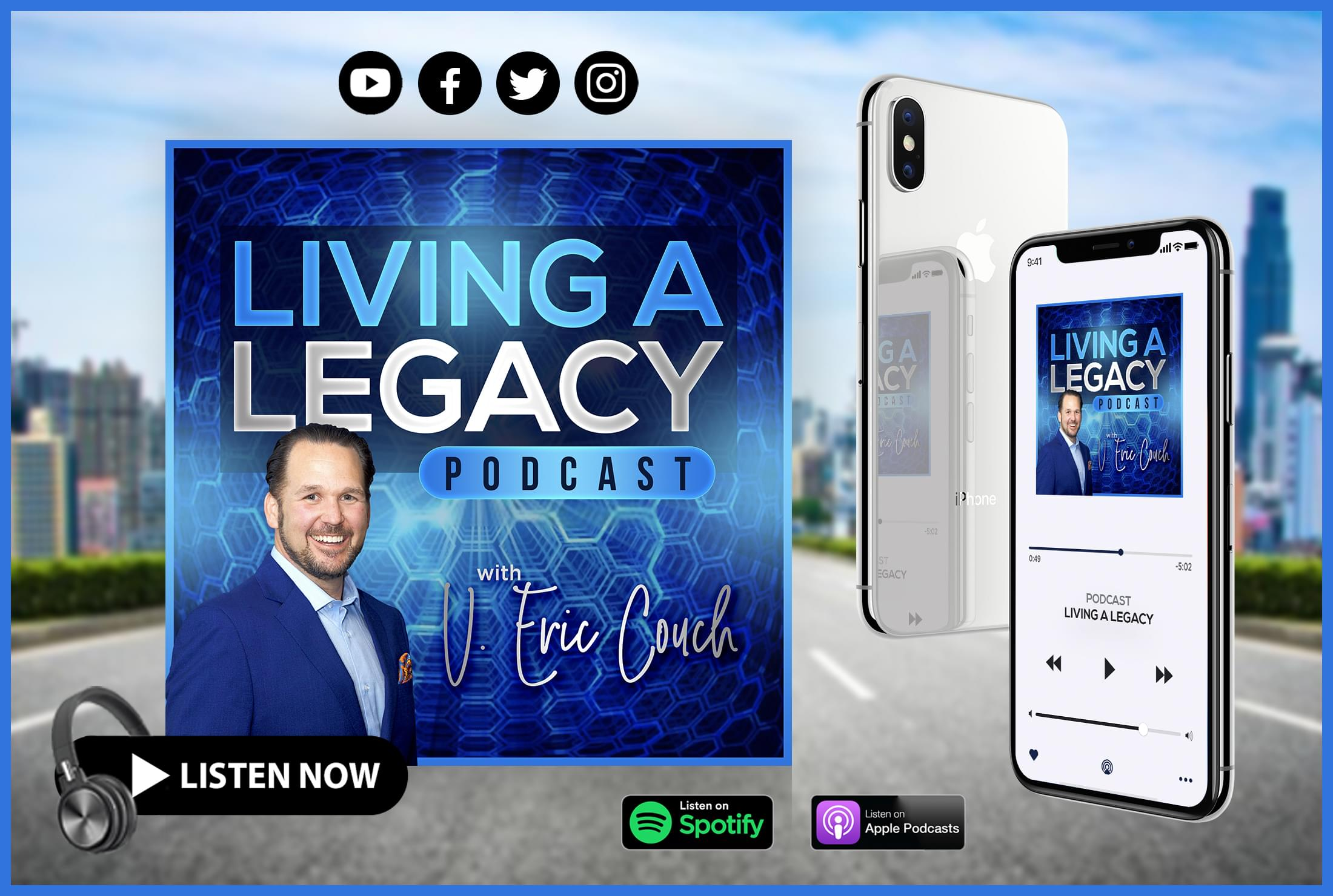 Eric Couch (Living a Legacy)