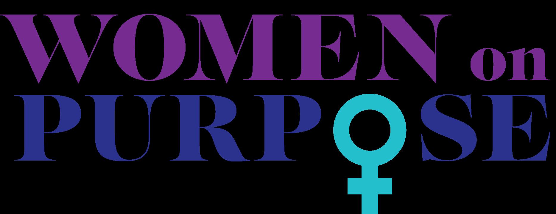 Women on Purpose logo