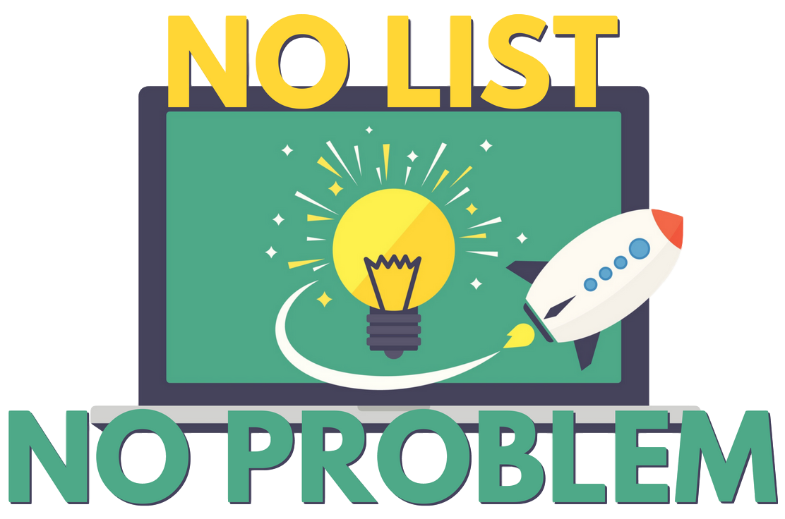 No List No Problem Course - No Product No Problem Bonus