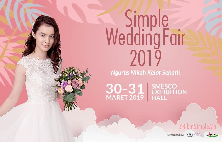 Wedding-Jakarta-BRP-Gedung-Pernikahan-Simple-Wedding-Indonesia-Mei-2019