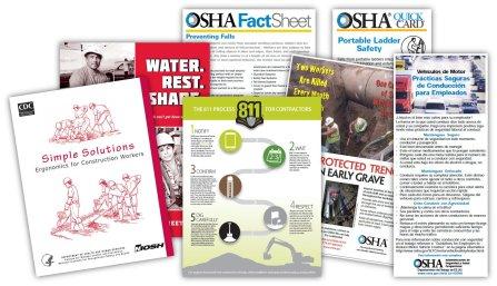OSHA safety resources