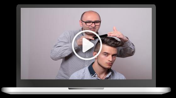 corso online di taglio maschile hair academy