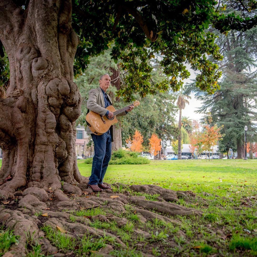 Eric Douglas Singing