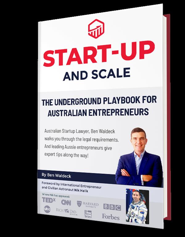 Australian Startup Book