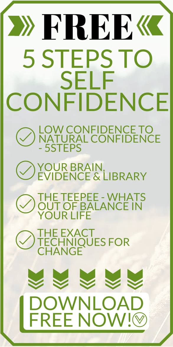 5 Steps to natural confidence