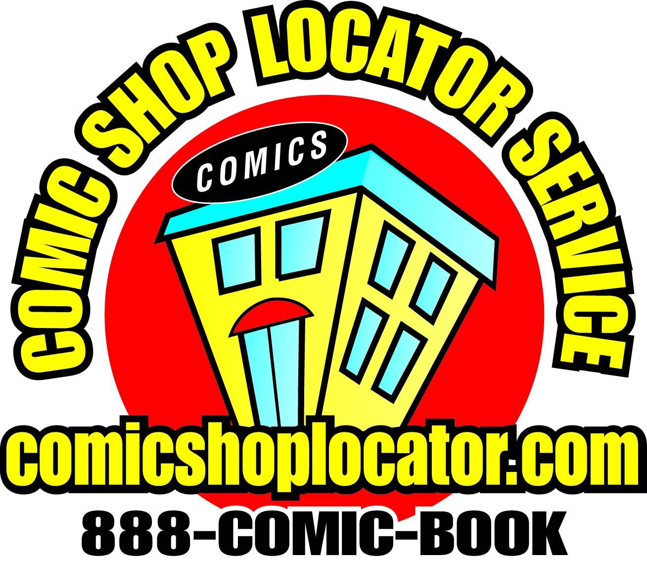 Comic Shop Locator link