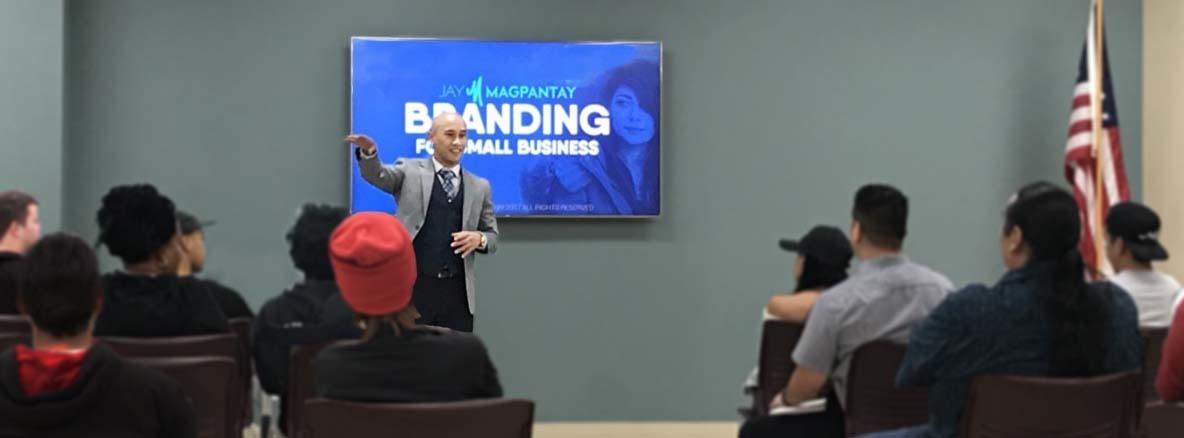 Jay Magpantay Branding Seminar