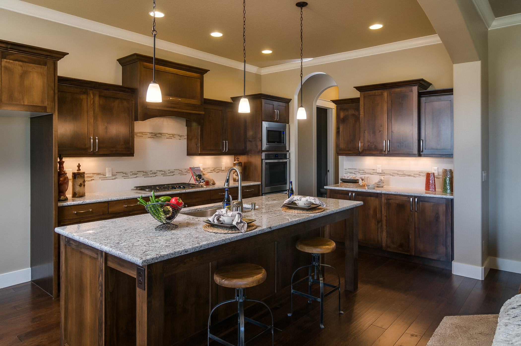 Capell Flooring - Kitchen Remodels, Boise, Idaho, Nampa Floors