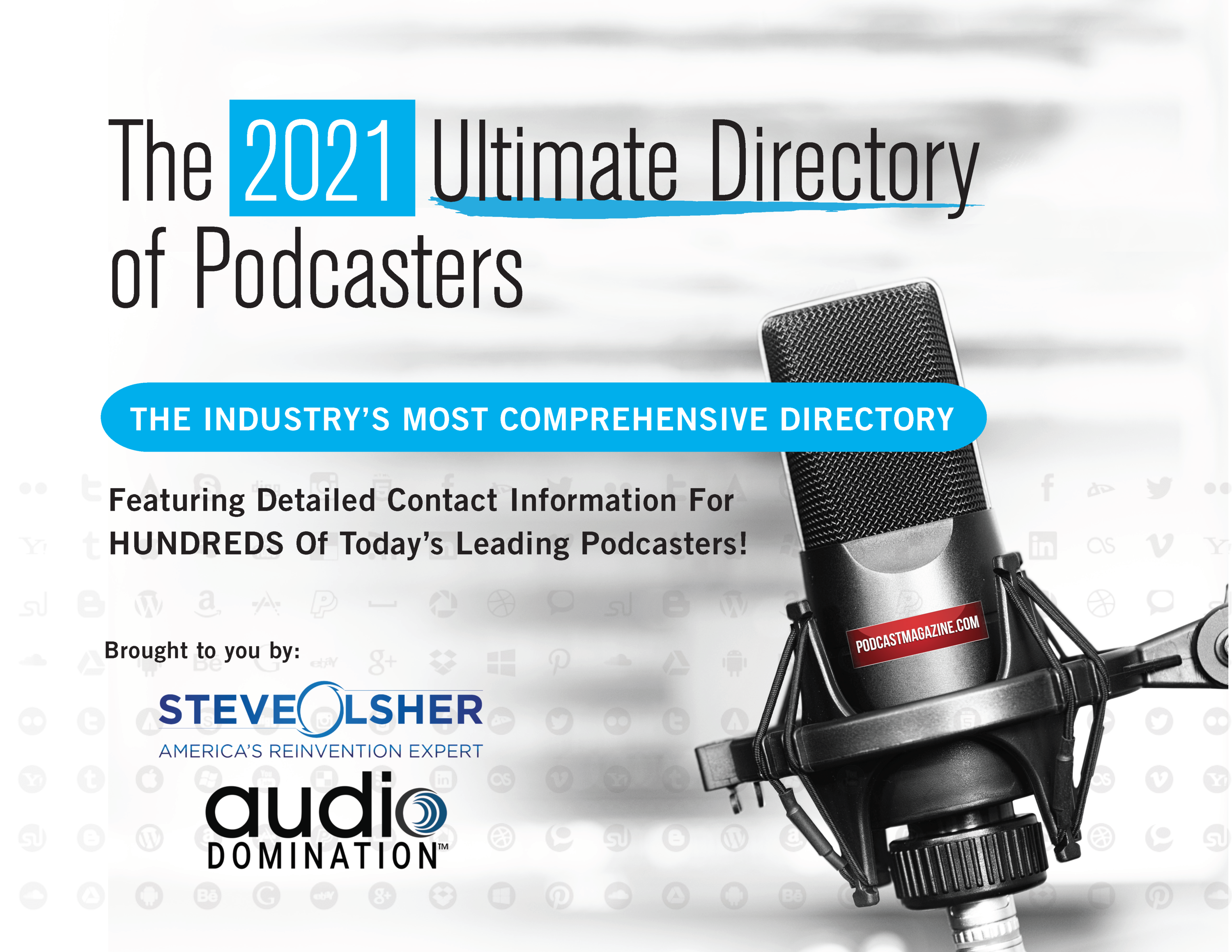 The Ultimate Directory of Podcasters