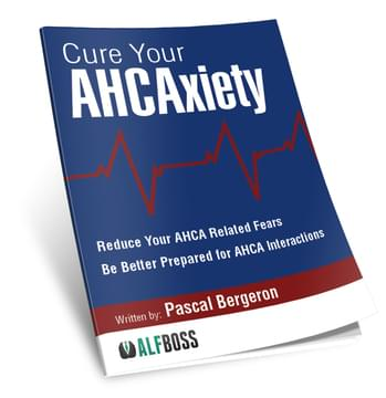 Cure Your AHCAxiety Book