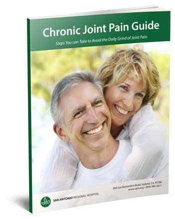 Chronic Joint Pain Guide - San Antonio Regional Hospital