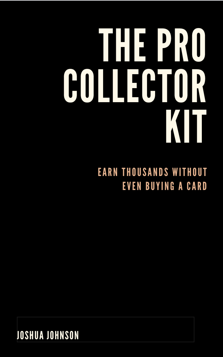 the pro card collector kit