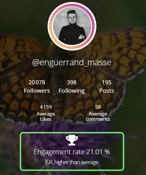 Garantit 100% de trafic organique, 0% achat de followers/likes