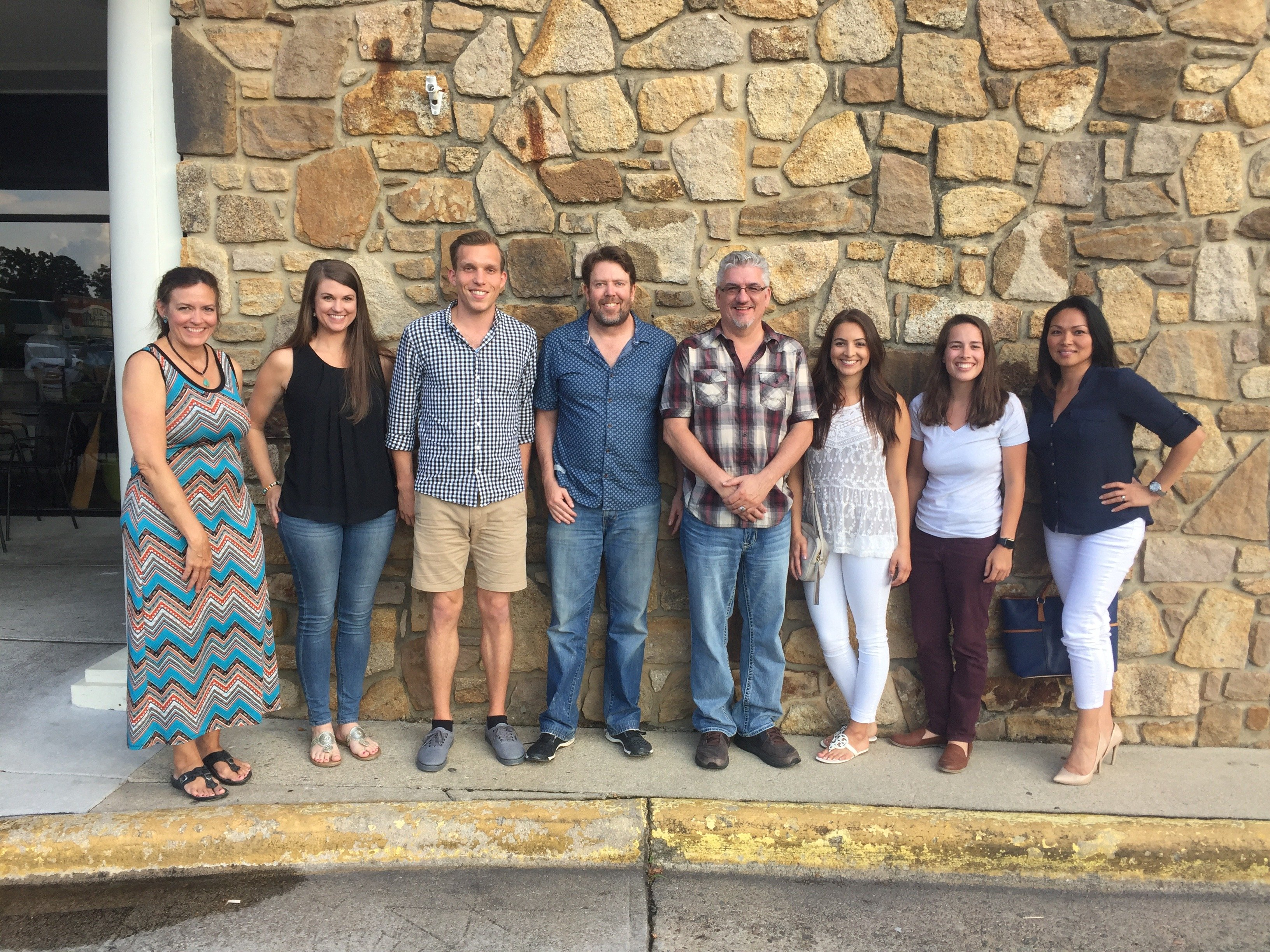 The North Carolina VonFinch Team