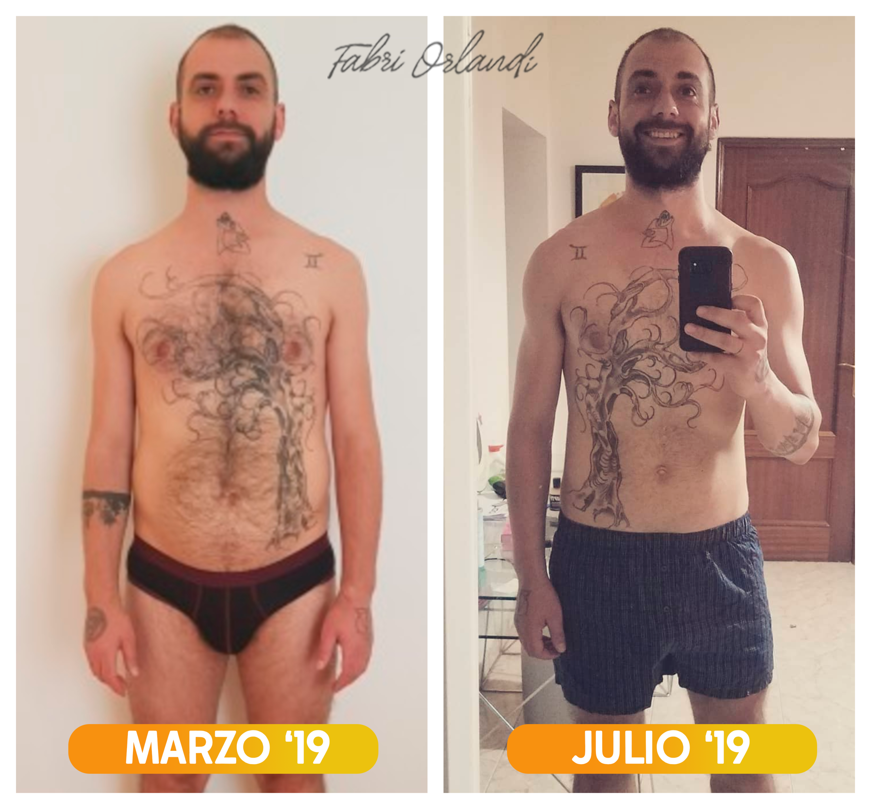 Fabri Orlandi orlanderfit personal trainer