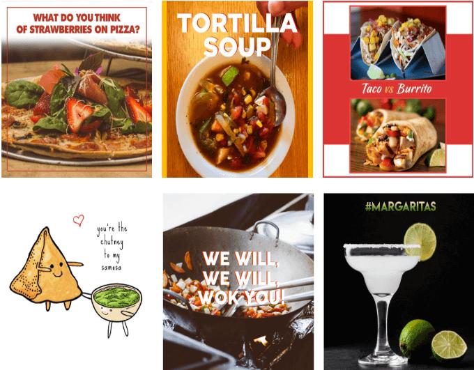 Restaurant Socigraphics Review 3